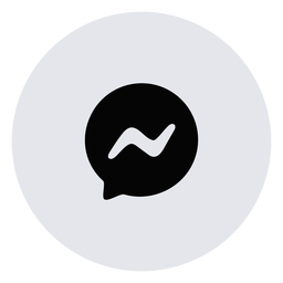 Message icon flat