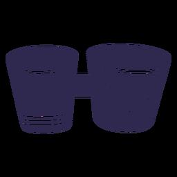 Diseño de bongo de instrumento musical