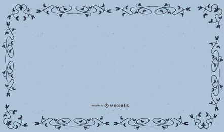 Patrón de vector de marco 24