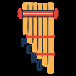 Projeto de instrumento quia peru