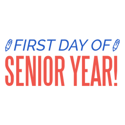 Cita a lápiz del primer día del último año