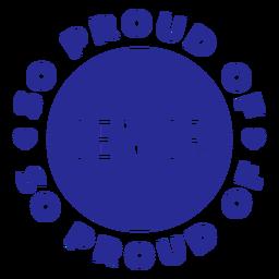 Senior circlle design