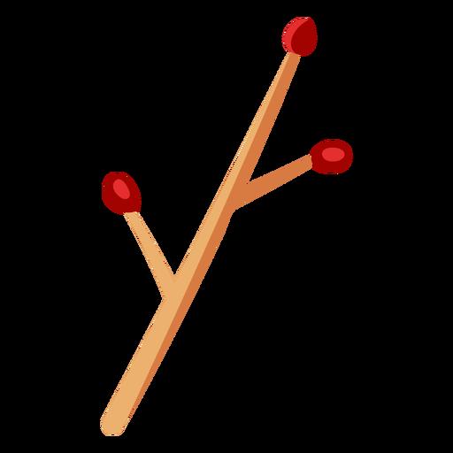 Design simples de filial de natal Transparent PNG
