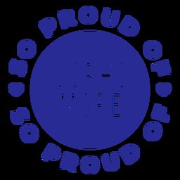 Sophomore year circle design