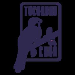 Tocororo Kuba Vogel Design