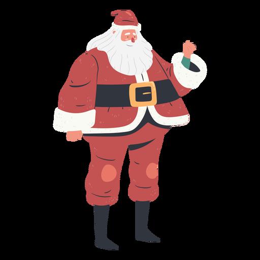 Pap? Noel de pie tradicional