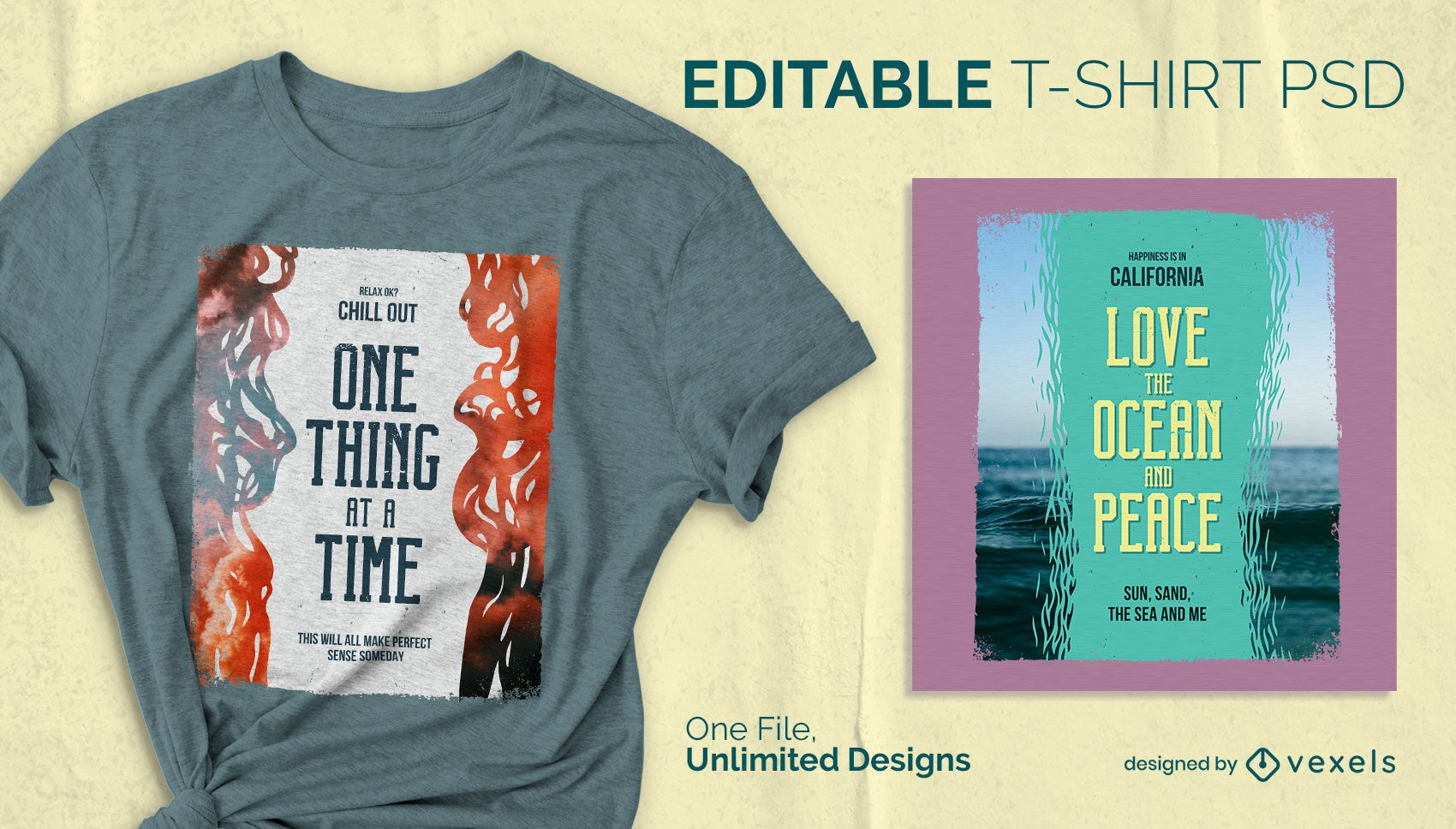 Movie poster t-shirt psd design