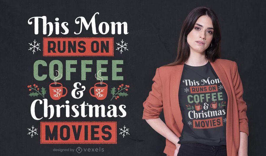 This mom quote t-shirt design