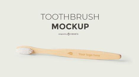 Diseño de maqueta de cepillo de dientes