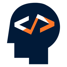 Computer programming logo