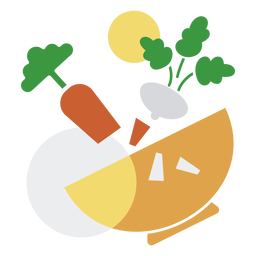 Cooking ingredients logo