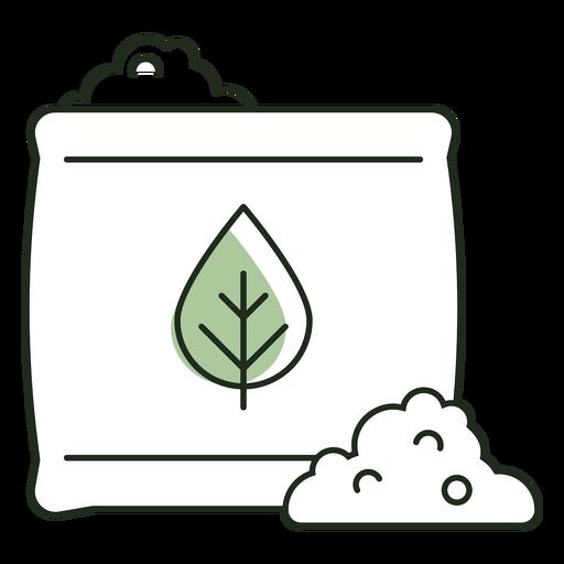 Dirt bag logo Transparent PNG
