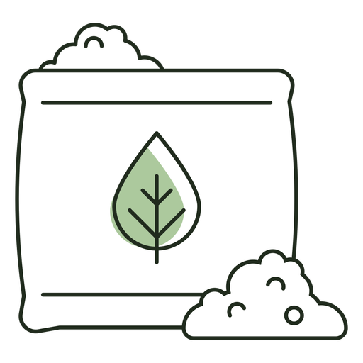 Logotipo de la bolsa de tierra