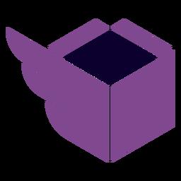 Logotipo de entrega urgente