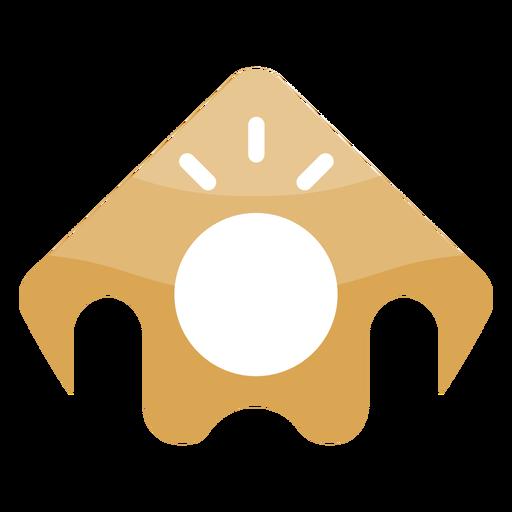 Icono persona brazos arriba logo Transparent PNG