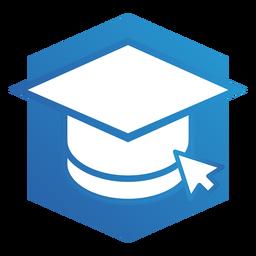 Logotipo de la escuela en línea