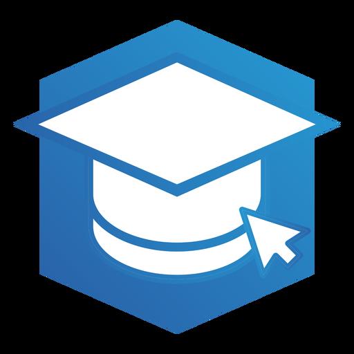 Online school logo