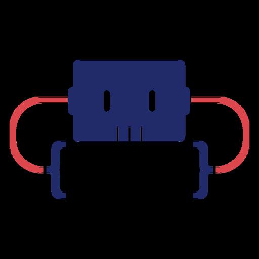 Logotipo de soportes de programación