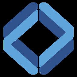 Logotipo diple de programação