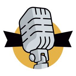 Radio Mikrofon Logo