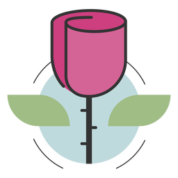 Rosenblumenlogo