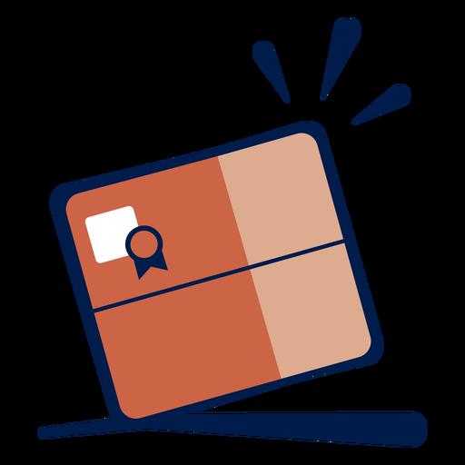 Logotipo de la caja de envío