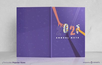 2021 diseño de portada de libro