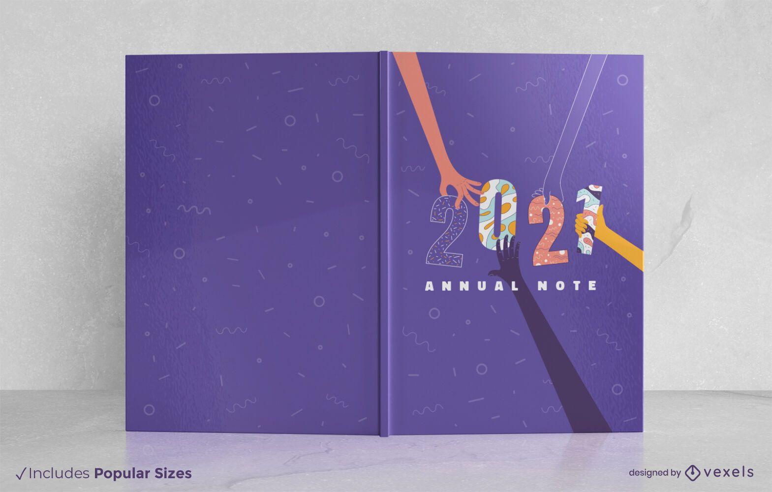 2021 book cover design