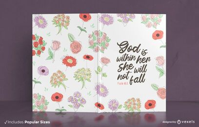 God is within her book cover design