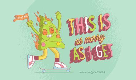 Por mais alegre que eu receba design de ilustração