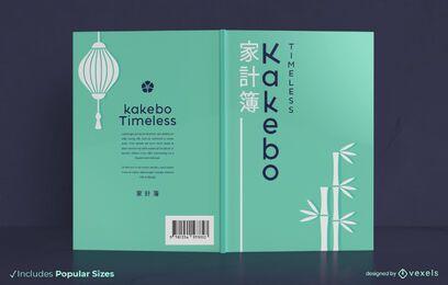 Desenho da capa do livro Kakebo