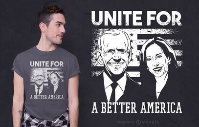 A better america t-shirt design