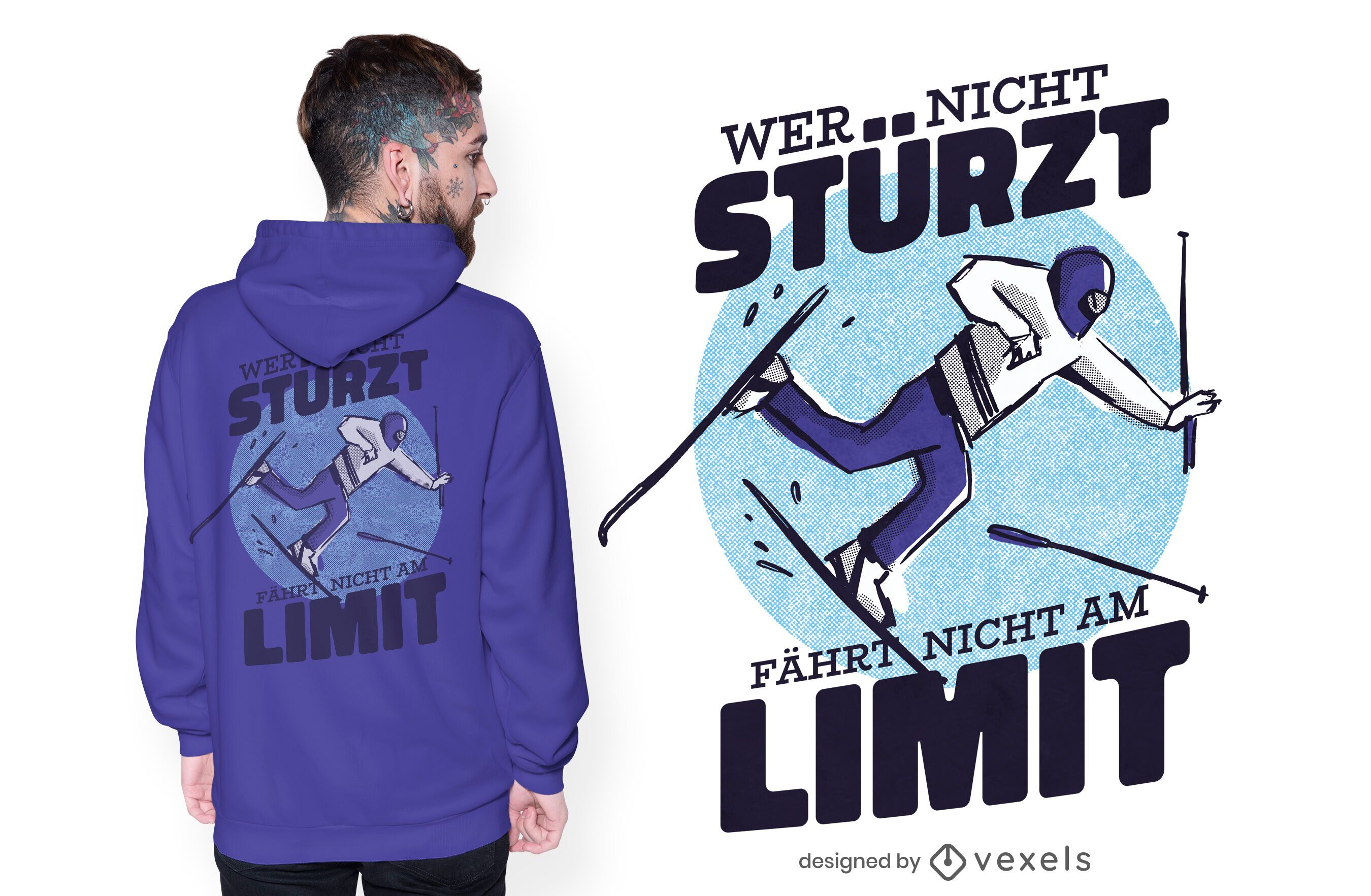 If you don't fall t-shirt design