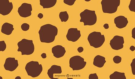 Cheetah pattern design