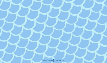 Fish scales texture pattern