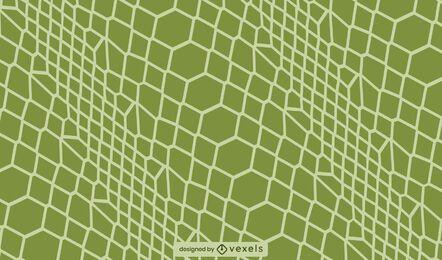 Snake skin pattern design
