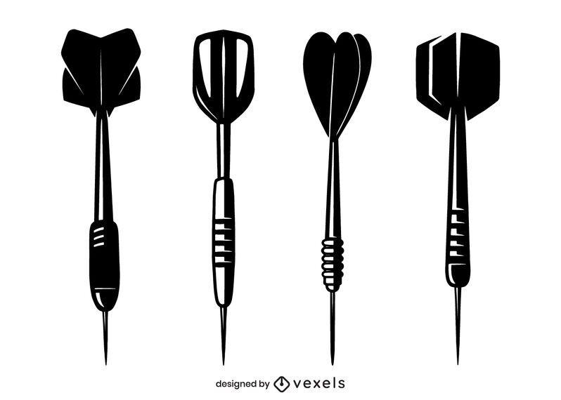Dart vector set