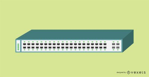 Switch Gigabit Ethernet