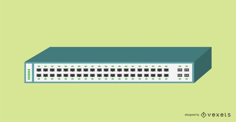 Ethernet Gigabit Switch