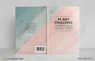 90 day challenge book cover design