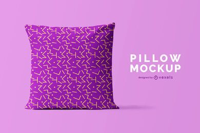 Pillow psd mockup design