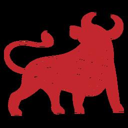 Chinesisches Neujahr ausgeschnitten