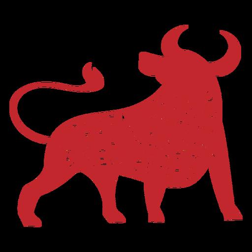 Año nuevo chino cortado