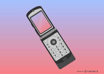Abrió Motorola V3