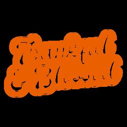 Grato abençoado letras de ação de graças