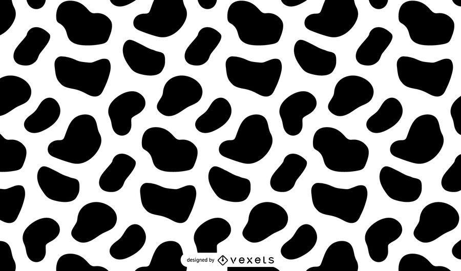 Dalmatian dog pattern design