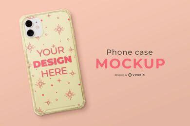 Einfaches Telefongehäuse-Modelldesign