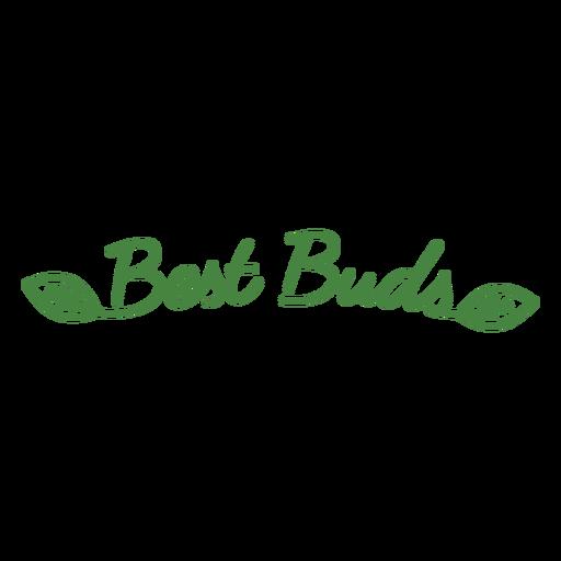 Letras de plantas de mejores cogollos