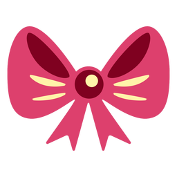 Linda cinta rosa plana