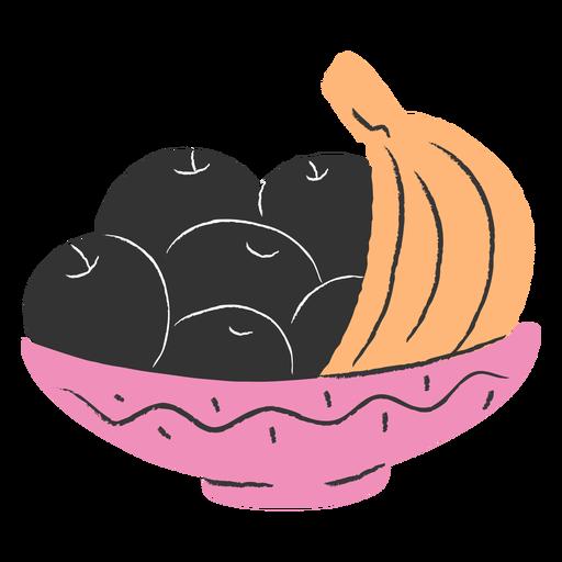 Fruit bowl 3 colors